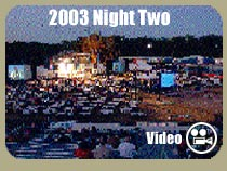 2003 Day Two Video Preview